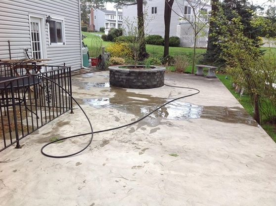 Concrete Cleaning Osullivans Pressure Washing New York
