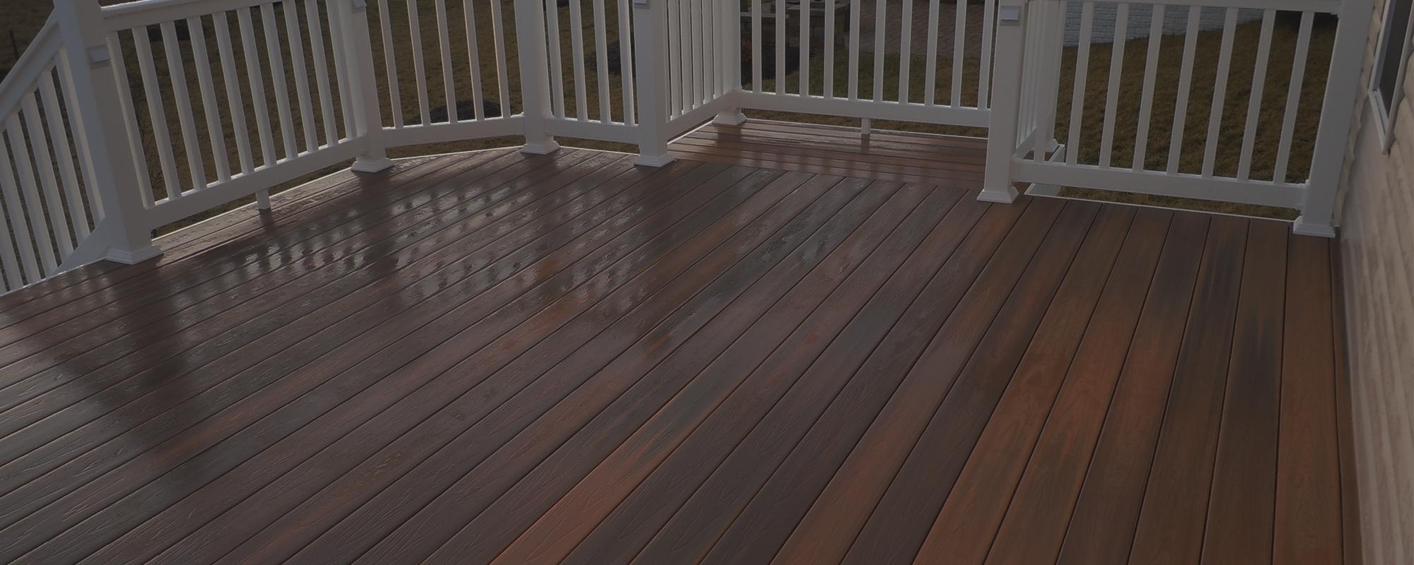 Deck And Fence Restoration Osullivans Pressure Washing