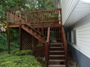deck cleaning new york and rockland county